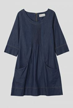 Seasalt - Maggie Dress. Must find a pattern for a dress like this.