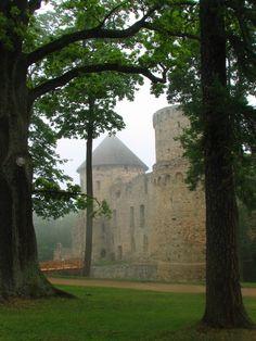 Cesis Castle Ruins, Cesis, Latvia Copyright: Gundars Kalnins