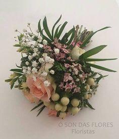 Ó son das flores:  Decoración floral acogedora ydelicada para la igl...