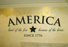 Thanks to those who fought for our freedom then and now!!