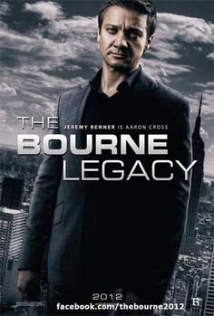 Bourne Legacy (no offense to Jeremy Renner, but The Bourne series should have been left for Matt Damon)