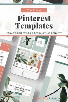 Creative Design, My Design, Social Media Template, Level Up, Pinterest Marketing, Social Media Tips, Branding, Collections, Templates