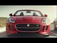 Jaguar F-Type official launch video with engine sound