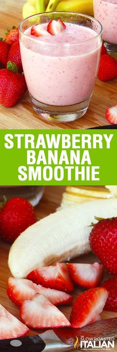 Strawberry Banana Sm