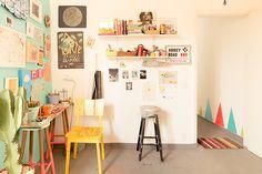 Up no Home Office: Ju Amora mostra espaço inspirador que é seu ateliê de…