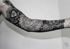 grey-ink-geometric-tattoo-on-left-full-sleeve.jpg