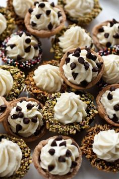 Cannoli Bites - 15 Italian Sweet Cannoli Recipes