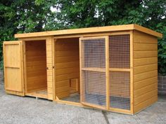 Rabbit Hutch And Run 8ft X 40 Cost £ 379 00 Quantity 10