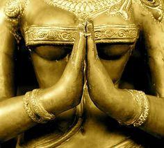 Pravaha | Namasté, la signification