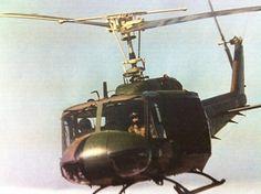 UH-1 Huey , My Favorite!