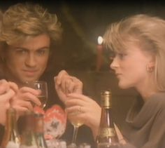 She starred as George Michael's girlfriend in the 1984 video for Last Christmas