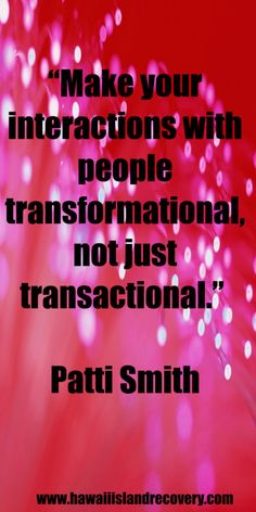 Inspirational Quote- just read Patti Smith's book Just Kids- completely inspiring- we are all artists