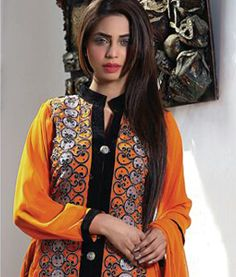 Le Chiffon LCS-02B Stitched Suit Rs.2100 instead of Rs.7000