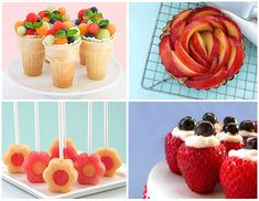 fun fruit desserts