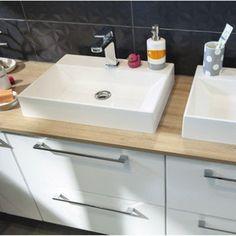 Meuble de salle de bains remix blanc leroy merlin maison inspirations salle de bains - Leroy merlin vasque een poser ...