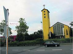 katholische Kirche Dietzenbachs, St. Martin,