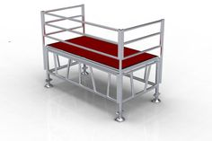 Aluminum stages truss portable stages-R