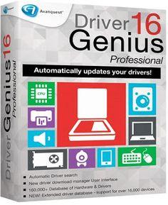 Driver Genius Professional 16 + Serial