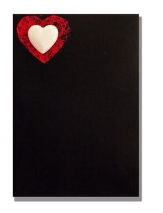Love is... chalkboards  Leave a Love Note for that special someone  Size: Small