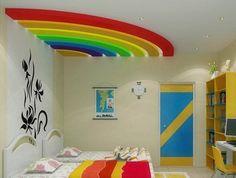 18 best adorable kids room ceiling designs images child room, kids
