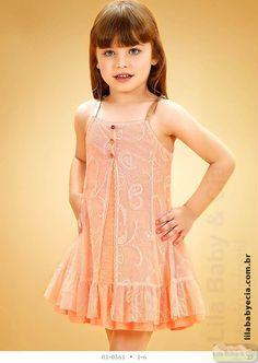 Vestido Infantil  Diforini