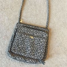 Spotted Nine West Crossbody