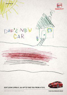 SEAT Cupra R: Dad's car