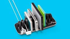 Cordies Executive - a desk must have Cord Organization, Desktop Organization, Tech Gadgets, Cool Gadgets, Clean Desk, College Packing, Ideas Para Organizar, Right Meow, Tech Toys