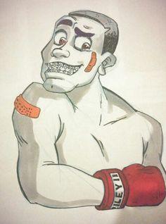 #drawing #boxing