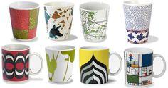 More Marimekko mugs