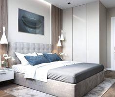 23 Trendy home design grey beds Luxury Bedroom Design, Home Room Design, Bed Design, Modern Master Bedroom, Home Bedroom, Bedroom Decor, Bedroom Ideas, Bedroom Carpet, Master Bedrooms