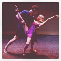 Grace and Ben // Dance Academy