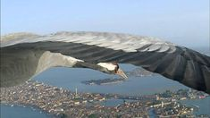 Common cranes have been hand-reared to fly alongside a microlight to capture these images. Earthflight (Winged Planet) uses many different filming techniques...