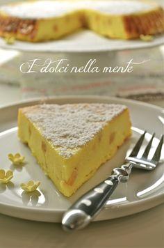 I dolci nella mente: Torta di ricotta e semolino con arancia candita