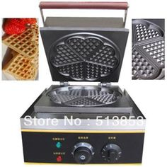 230.00$  Buy here - http://alib22.worldwells.pw/go.php?t=1050381953 - High quality Commercial waffle machine/waffle maker/Heart shap waffle maker