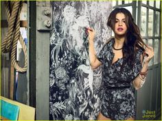 Selena Gomez Takes Selfies For Adidas NEO Summer Collection Campaign! | selena gomez adidas neo summer campaign 10 - Photo