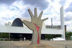 Memorial de América Latina, Sao Paulo - Buscar con Google