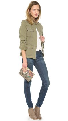 The Daily Find: Imogene + Willie Jeans