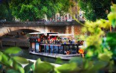 Walk along the Seine River.Paris by Viktor Korostynski on 500px