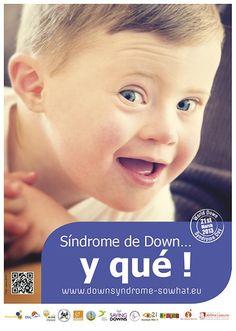 'Síndrome de Down… ¡y qué!', lema del Día Mundial del Síndrome de Down