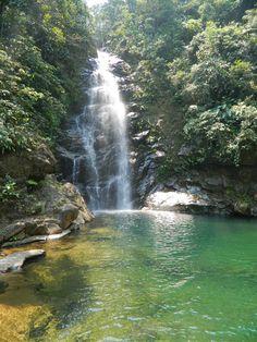 Travessia do Vale do Éden uma das mais belas da Serra.