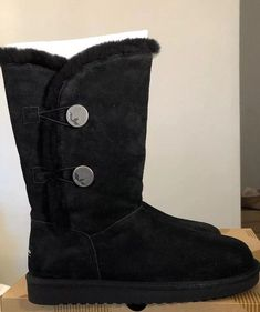 bc3a3237ad58 KOOLABURRA BY UGG 1096409 KINSLEI TALL BLACK SZ 10 WOMANS AUTHENTIC NEW   fashion  clothing  shoes  accessories  womensshoes  boots (ebay link)