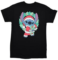 Disney Lilo And Stitch Santa Christmas Aloha T-shirt (Med... https://www.amazon.com/dp/B01MF9VAPJ/ref=cm_sw_r_pi_dp_x_Lpljyb0SGSNMW