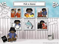 Paddington Bear | Kinder Apps