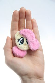 Items similar to My Little Pony Fluffy Fluttershy Button Pin on Etsy Minky Fabric, Fluttershy, My Little Pony, Super Cute, Buttons, Etsy, Character, Products, Mlp