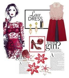 """Senza titolo #244"" by steffyyeah on Polyvore featuring moda, Dolce&Gabbana, Valentino, 3.1 Phillip Lim, Les Néréides, Vincent Longo e Chanel"