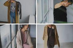 FRAMeWORKと人気スタイリスト金子綾コラボ第二弾デイリーに着られるラインナップで発売