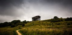 Penshaw Monument, Sunderland. | 28 Incredibly Beautiful Places In The U.K. To Visit
