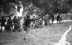 The Nazis take aim at almost 70 unarmed civilian men of the village of KondomariVillage, Crete Island, Greece