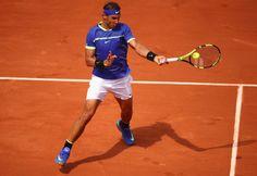 Rafael Nadal wins French Open opener against Benoit Paire (4) | Rafael Nadal Fans